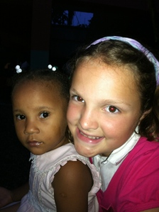 Lexie in the Dominican Republic