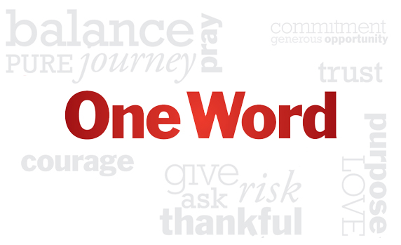 One Word 2015 Asurprisecalling