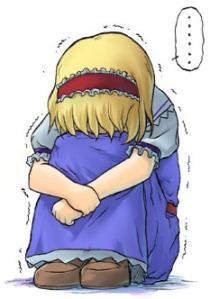 Alice_fetal_position